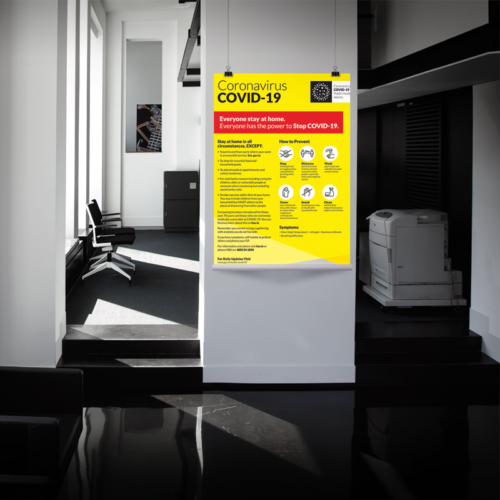 COVID Posters