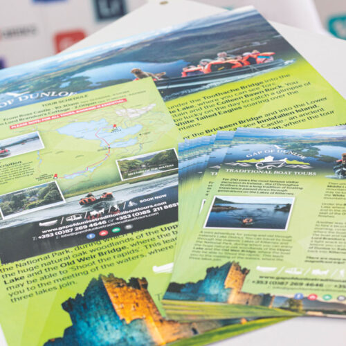 Corporate Branded Flyers