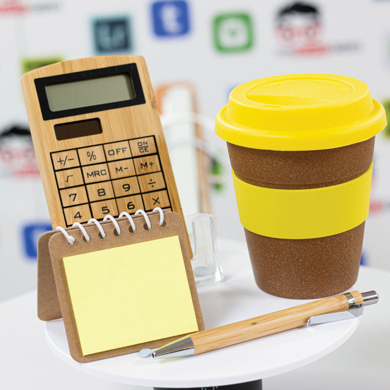 Eco Friendly Promo Products